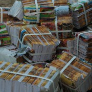 Hundred thousand salvation books were distributed