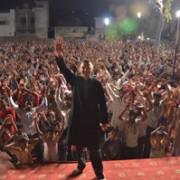 Taras-Mekeda—Karachi-Crowd